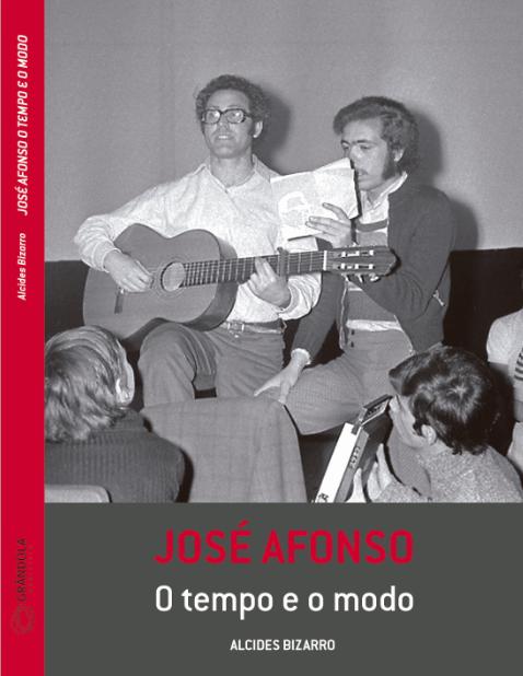 Apresentação do livro José Afonso, o tempo e o modo